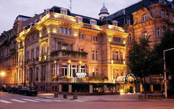 Hôtel Regent Contades 4*