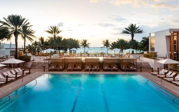 Hôtel Eden Roc Miami 4* et extension Secrets Akumal Cancun 5*