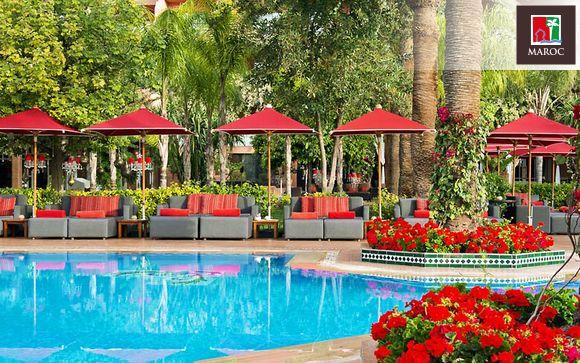 Vol Hotel Marrakech Go Voyage