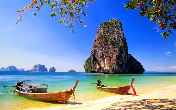 Circuit Les Perles du Sud de la Thaïlande et Sentido Graceland Khao Lak