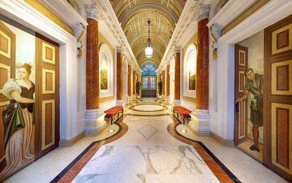Hôtel Eurostars International Palace 4*