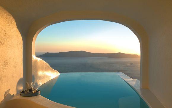 Grèce Imerovigli - Hôtel Sun Rocks 4* à partir de 339,00 €
