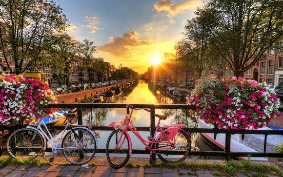 Pays-bas Amsterdam - Hôtel Max Brown Museum Square à partir de 45,00 €
