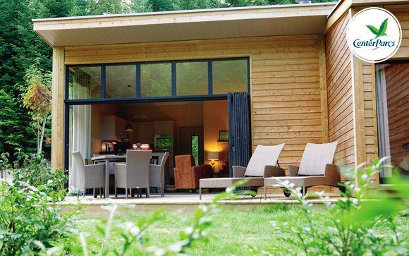 France Hattigny - Center Parcs Domaine des Trois Forêts - Cottage VIP à partir de 345,00 €