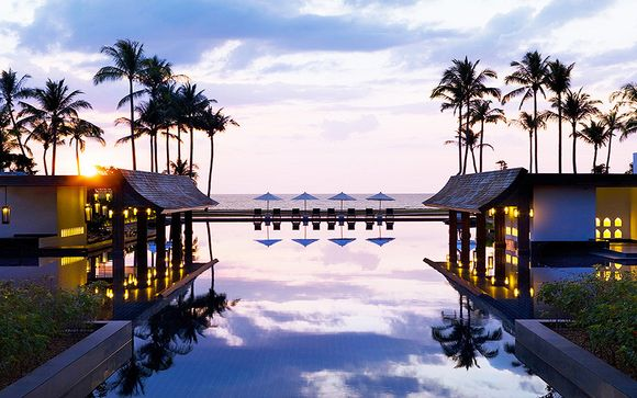 JW Marriott Khao Lak Resort & Spa 5* et séjour possible à Dubai