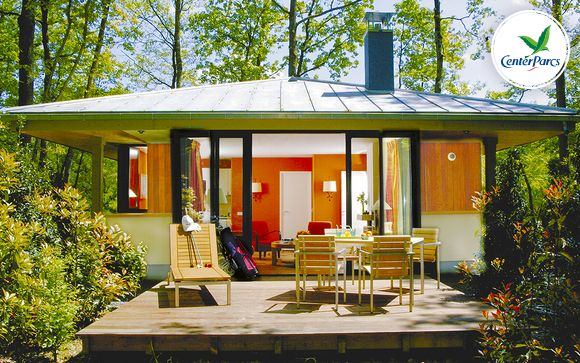 France Verneuil sur Avre - Center Parcs Domaine des Bois-Francs - Cottage VIP à partir de 255,00 €