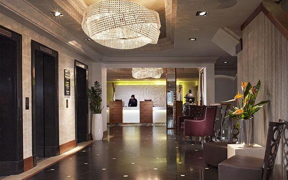 Hôtel Thistle Kensington Gardens 4*