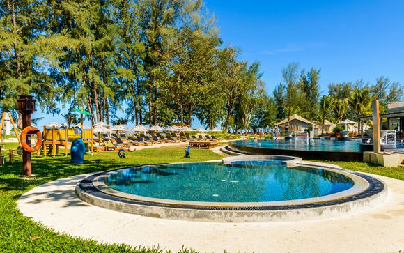 Hôtels 4* Mai Khao Lak ou Mai Holiday by Mai Khao Lak