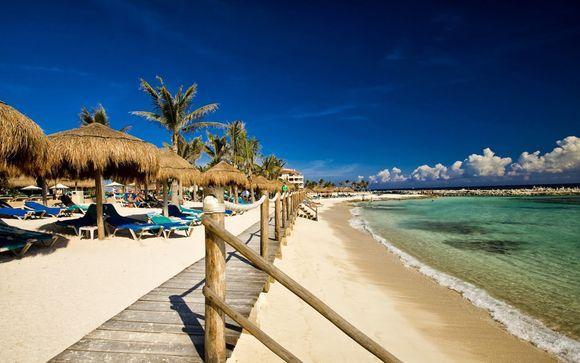 Combiné Découverte du Yucatan + Catalonia Riviera Maya 4*