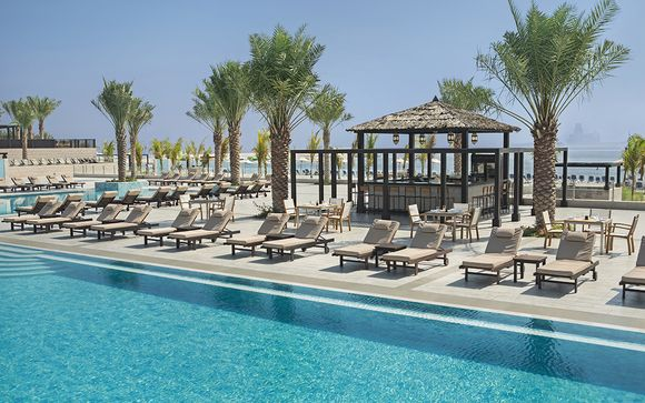DoubleTree By Hilton Resort & Spa 5* avec séjour possible à Dubai