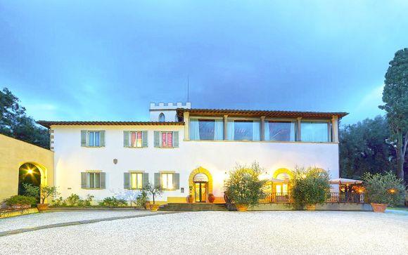 Hotel Villa Stanley 4*
