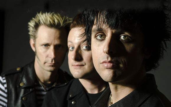 Green Day in concerto Bologna / Milano