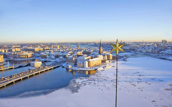 Combinato Stoccolma-Helsinki + Mini Crociera
