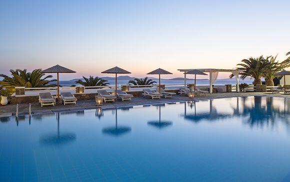 Manoulas Beach Hotel 4*