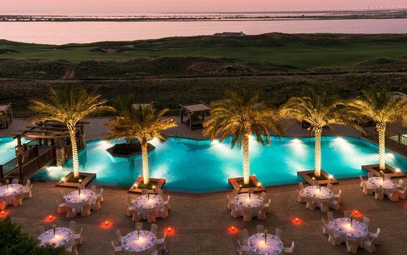 Radisson Blu Abu Dhabi Yas Island 4*