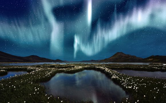 Northern Lights & Blue Lagoon Escape