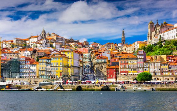 Porto and Lisbon by Train