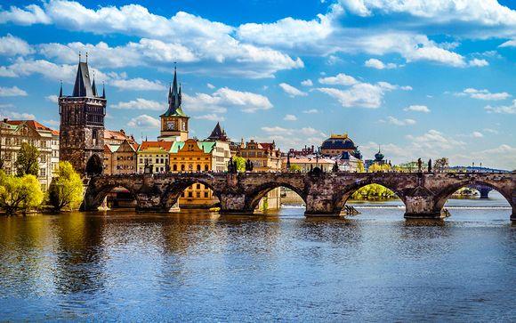 Lindner Hotel Prague Castle 4*