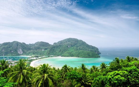 Kalima Phuket, Holiday Inn Phi Phi & Santhiya Koh Yao Yai with Optional Dubai Stopover 4/5*