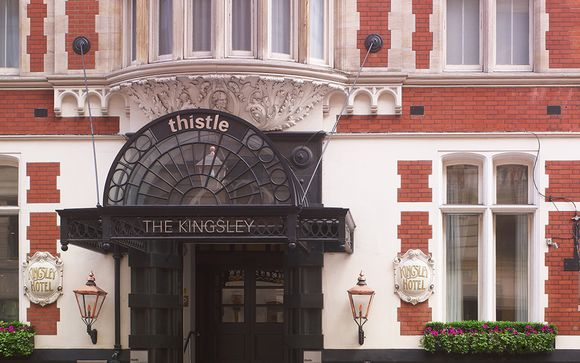 Thistle Holborn The Kingsley 4*