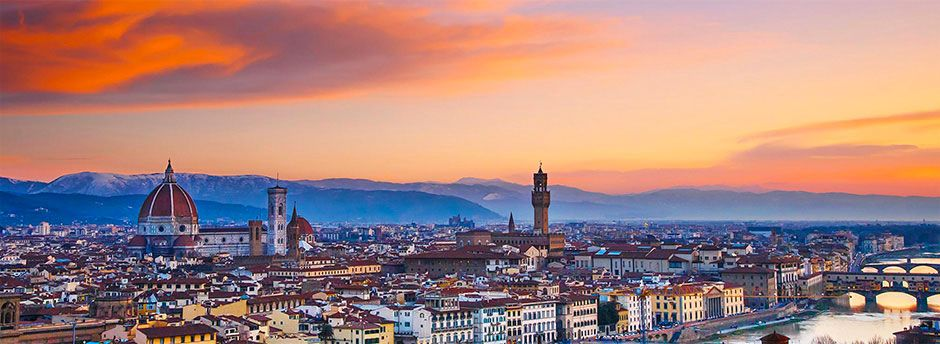 Weekends in Florence