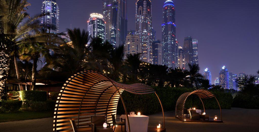 Viel Vergnügen in Dubai!