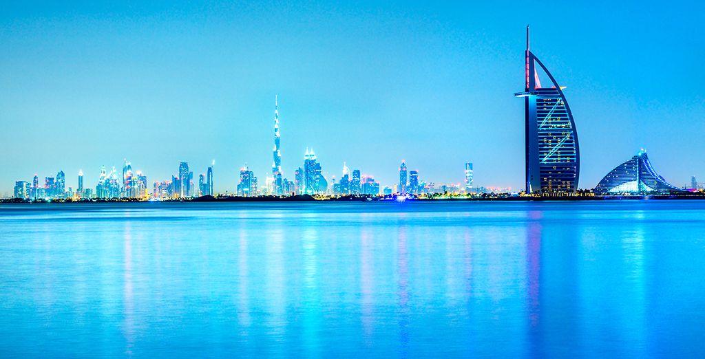 Herzlich willkommen in Dubai