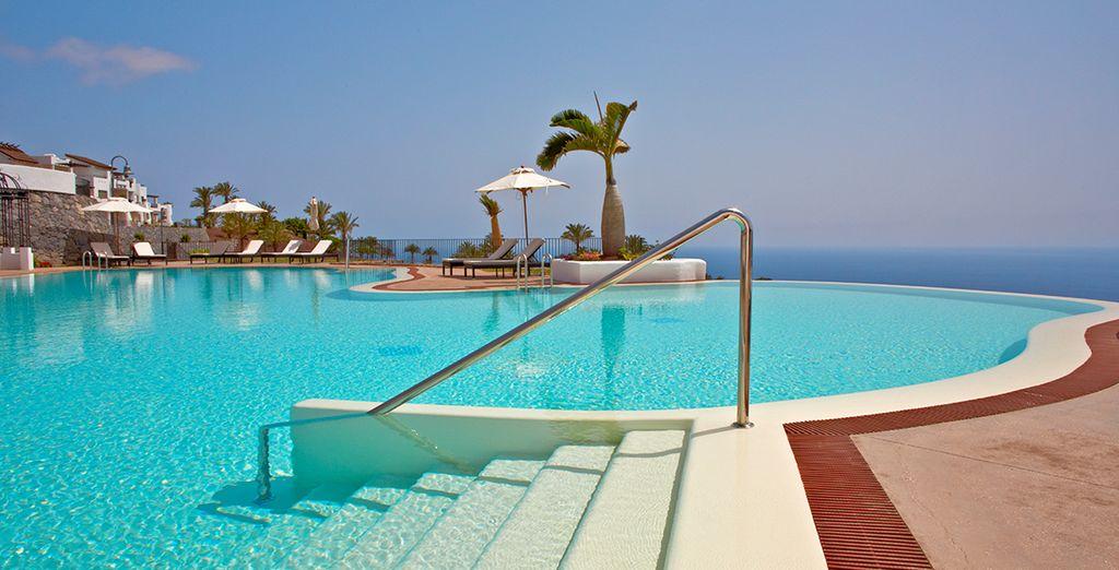 Buchen Sie Ihr Hotel Las Terrazas de Abama 5* auf la Gomera