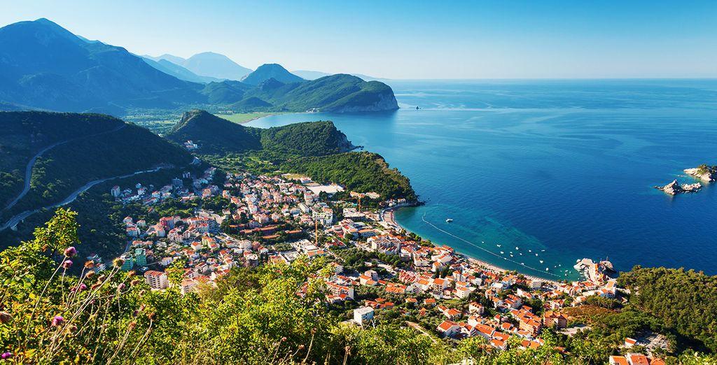 Autotour durch Kroatien und Montenegro