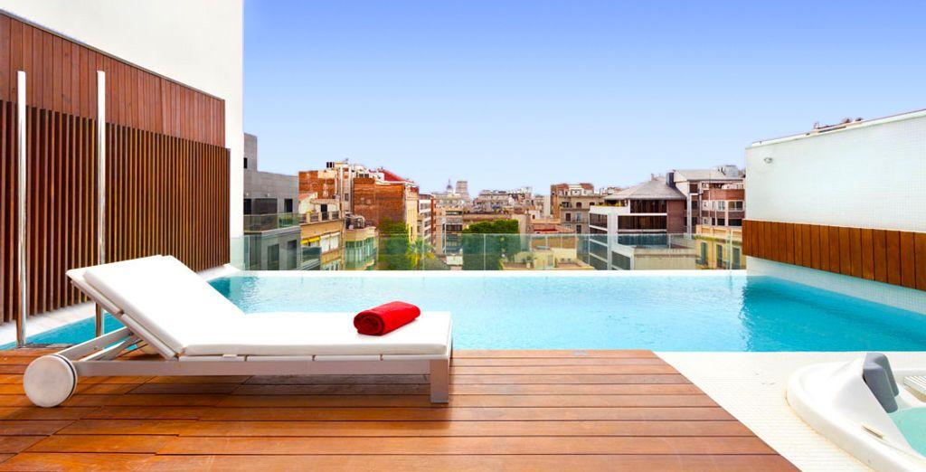 Buchen Sie das Hotel Condes de Barcelona mit unserem Reiseführer
