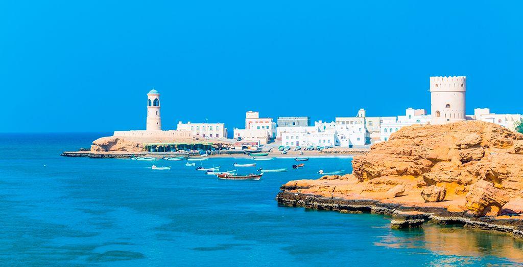 Buchen Sie Ihre Reise nach Oman mit Voyage Privé