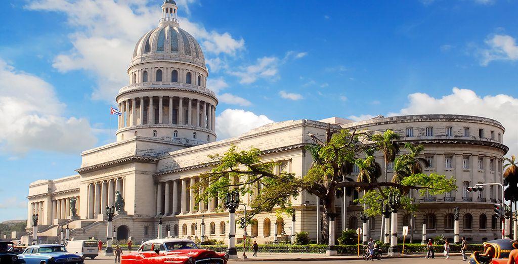 Beginnen Sie im bunten Havanna!