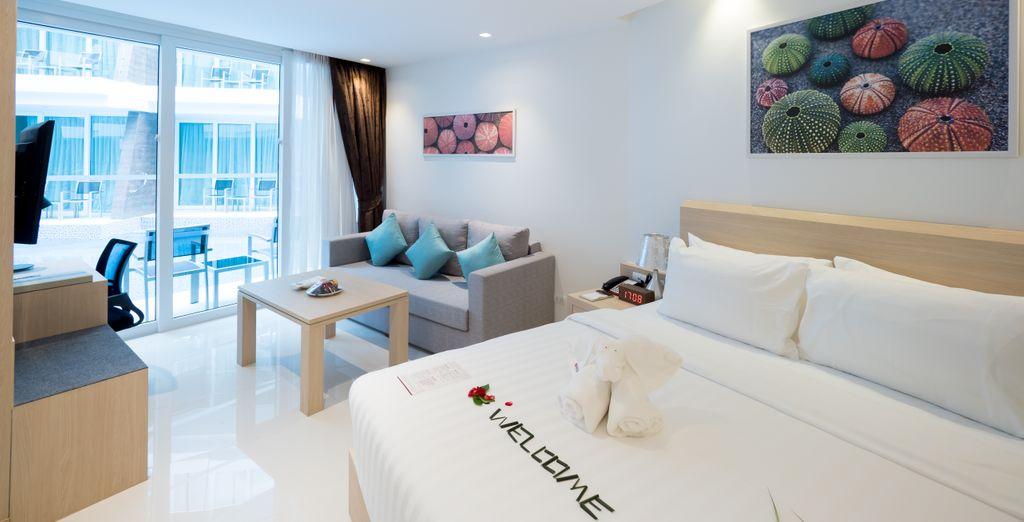 Best Western Plus The Beachfront & optionaler Stopover in Bangkok
