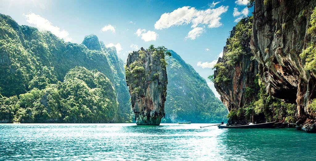 Entdecken Sie Thailand