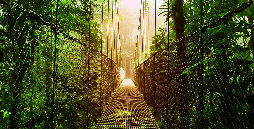 Autotour Costa Rica : San José - Tortuguero - Arenal - Rincon de la Vieja - Tamarindo in 8 oder 11 Nächten