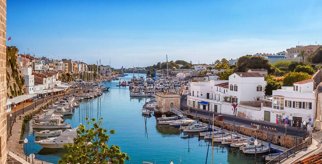 Genießen Sie einen unvergesslichen Urlaub auf Menorca mit Voyage Privé