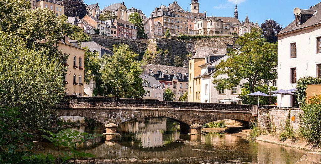 Entdecken Sie den Charme von Luxemburg ...