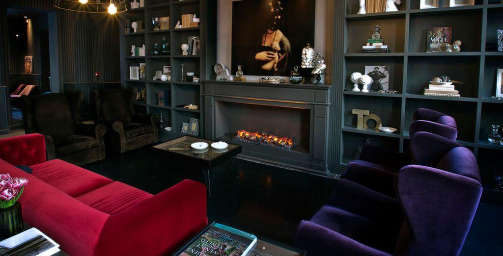 Das 5* Fifty House begrüßt Sie in Mailand