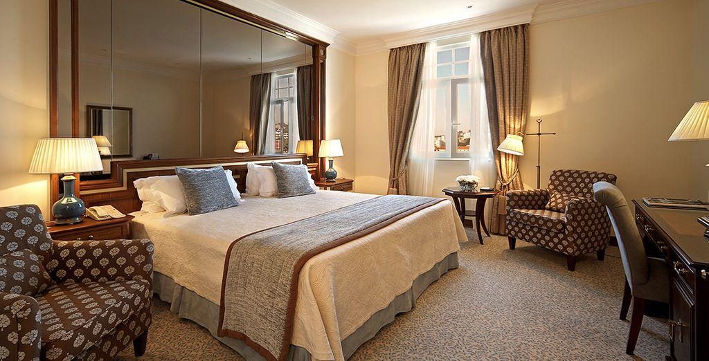 Genießen Sie den Komfort Ihres Superior Zimmers