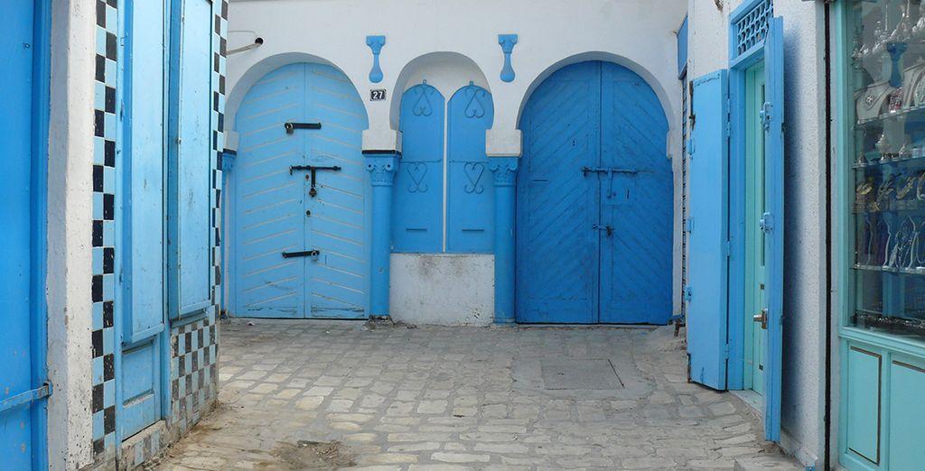 Entdecken Sie das wunderschöne Djerba!