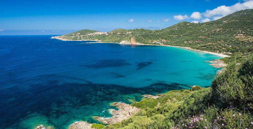 Wir wünschen Ihnen einen tollen Aufenthalt auf Korsika!