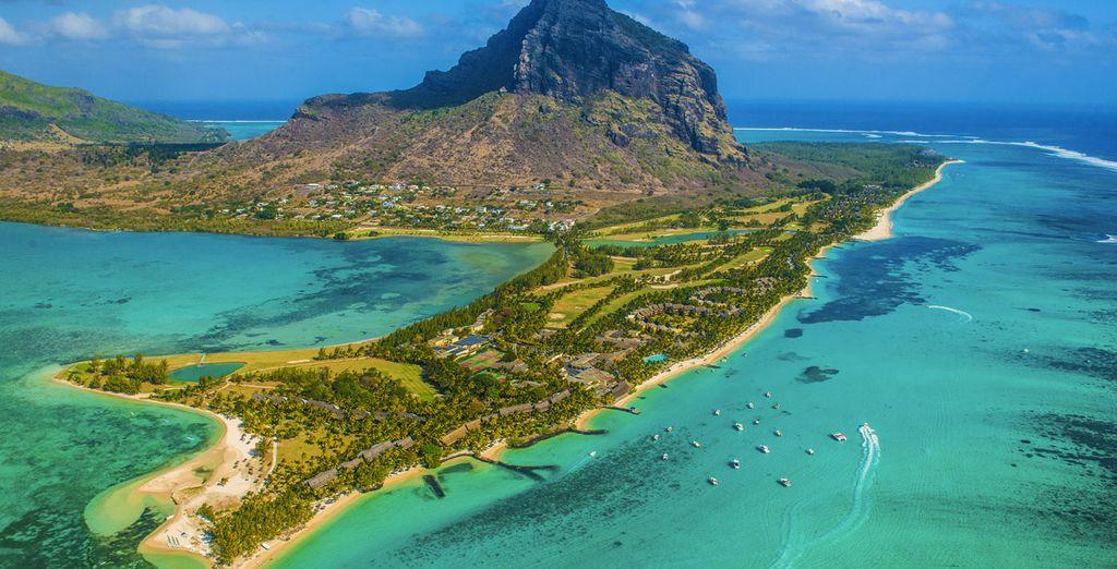 Herzlich Willkommen auf Mauritius
