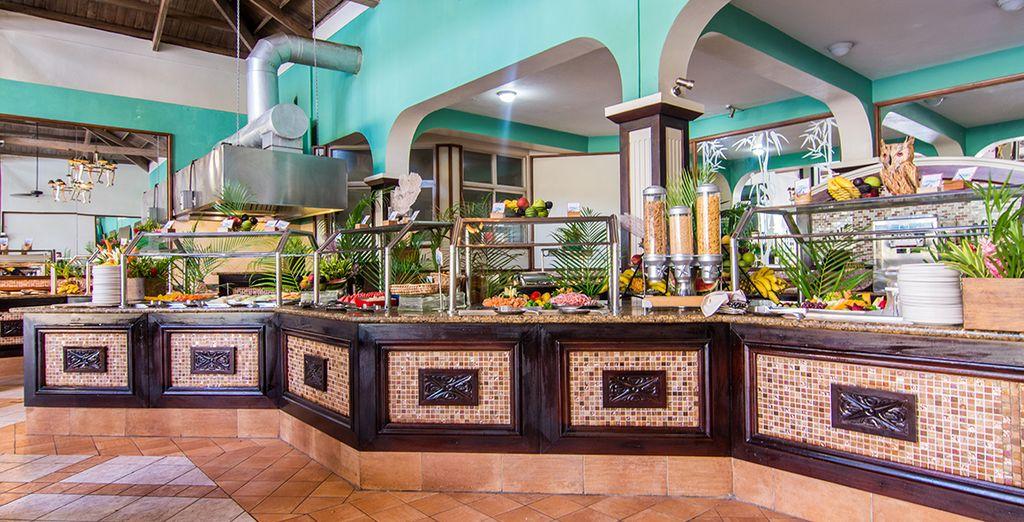 Hier wird Ihnen kulinarische Vielfalt geboten