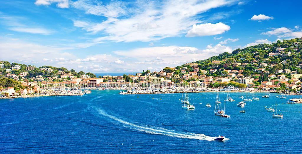 Entdecken Sie den Golf von St. Tropez!