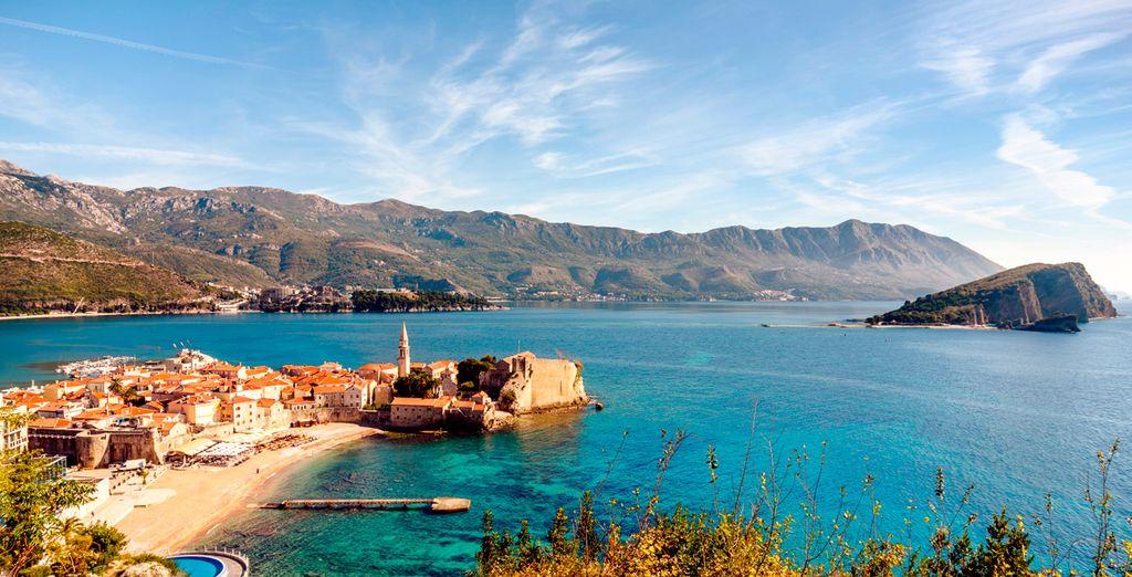 Dies ist eine traumhafte Gelegenheit einige der schönsten Gegenden des Mittelmeers zu erkunden