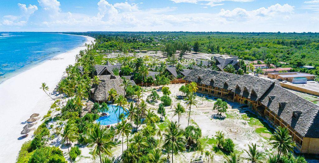 Zanzibar Queen Hotel 4* mit Voyage Privé