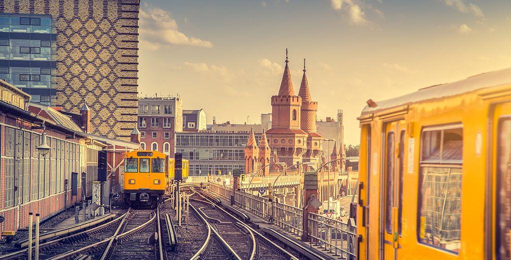 Entdecken Sie Berlin während Ihres Urlaubs