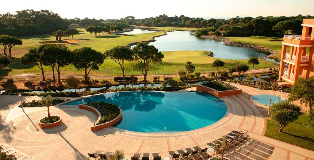 Herzlich Willkommen im Hotel Quinta da Marinha 5*