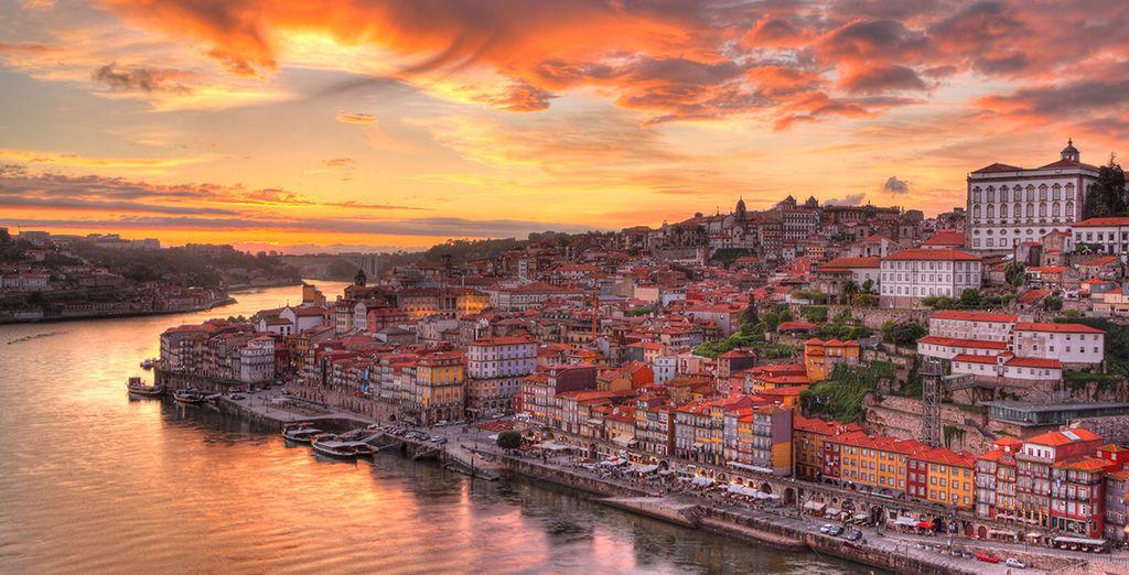 Wir wünschen Ihnen tolle Ferien in Portugal!
