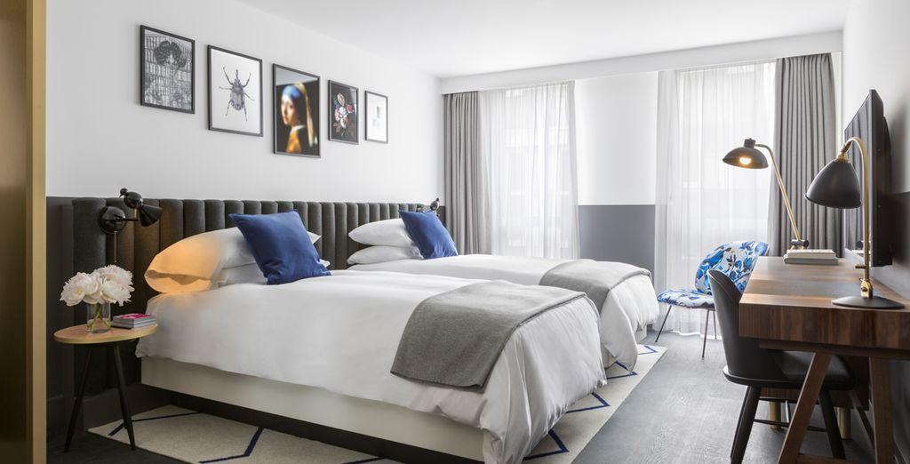 Entdecken Sie dieses charmante Designer Hotel
